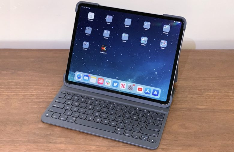 347d917f697 Logitech Slim Folio Pro review: iPad Pro keyboard case | Cult of Mac