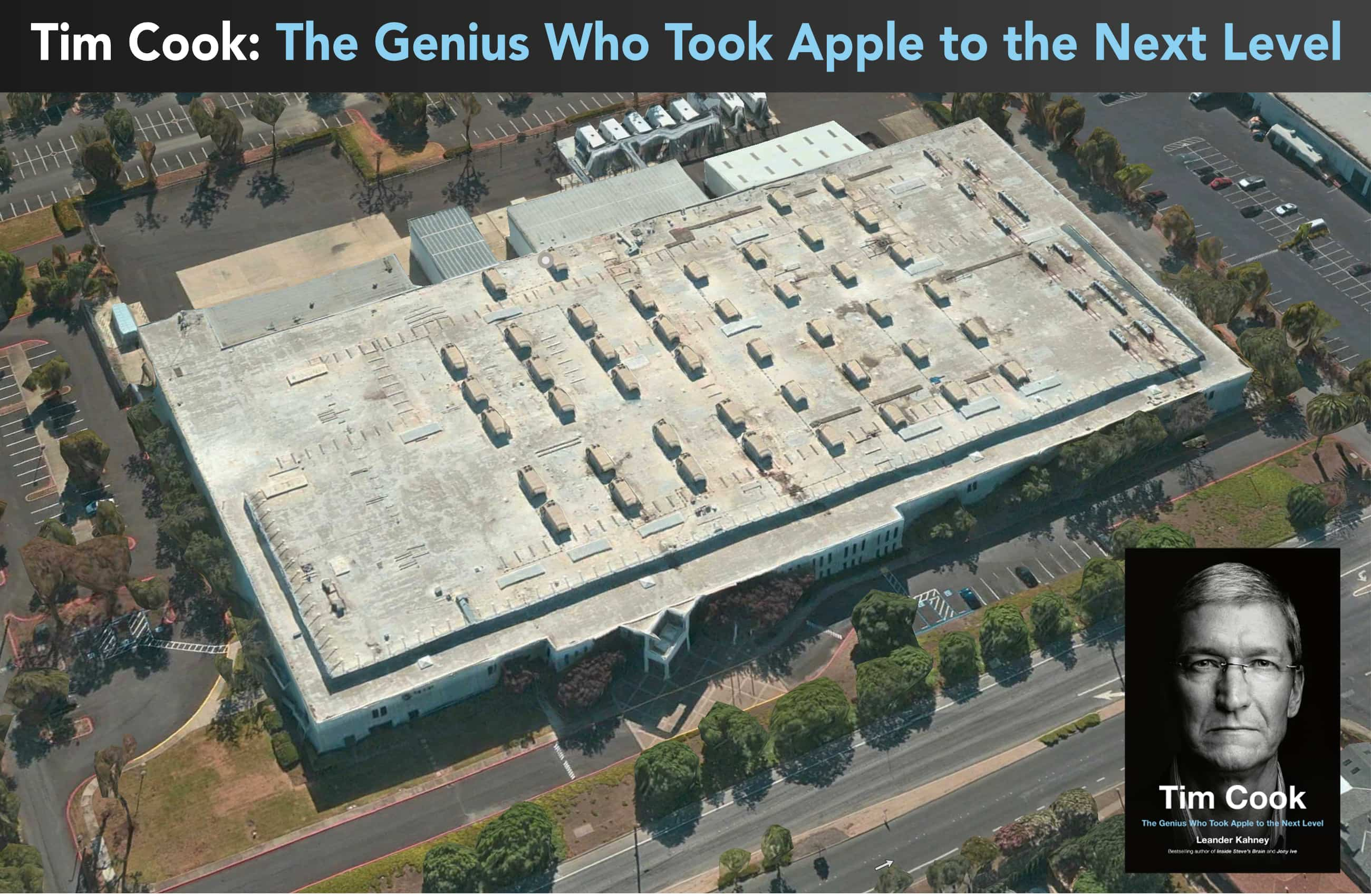 Apple Macintosh Factory of the future in Fremont