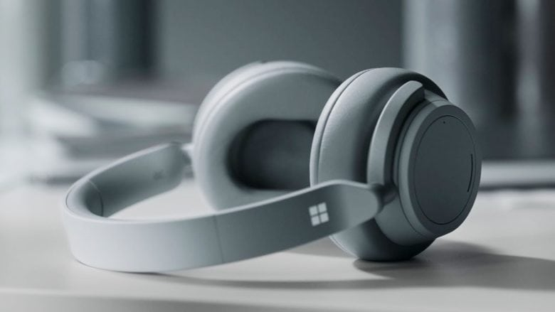 These Surface-branded headphones could soon be joined by Surface Buds.