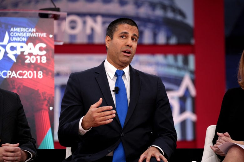 FCC chairman Ajit Pai isn't down with China Mobile coming to the United States.