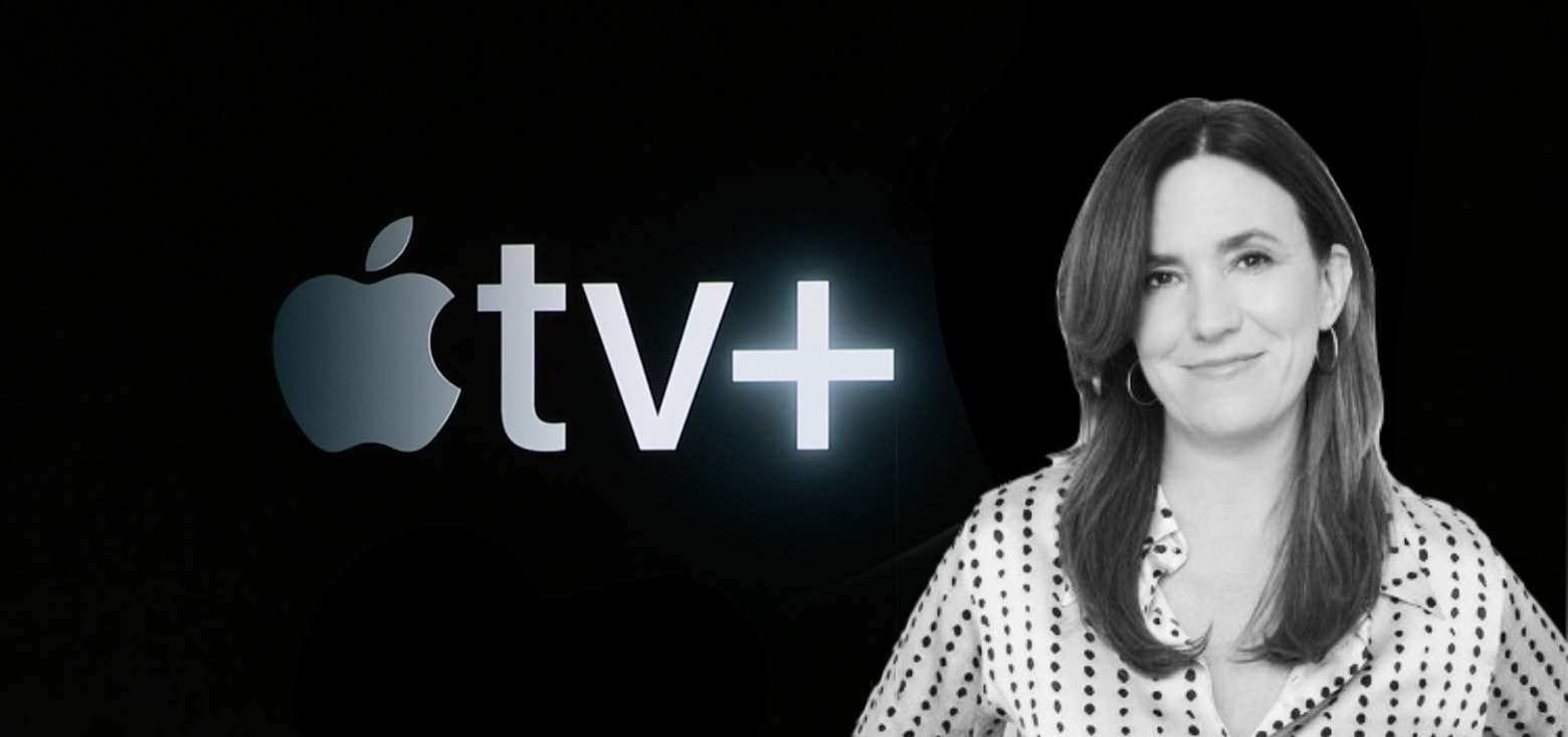 Molly Thompson brings decades of experience to the Apple TV+ management team.