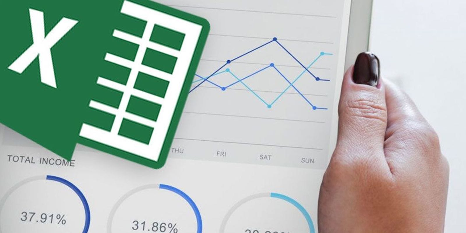 Become an expert in Excel data analytics with this massively discounted lesson bundle.