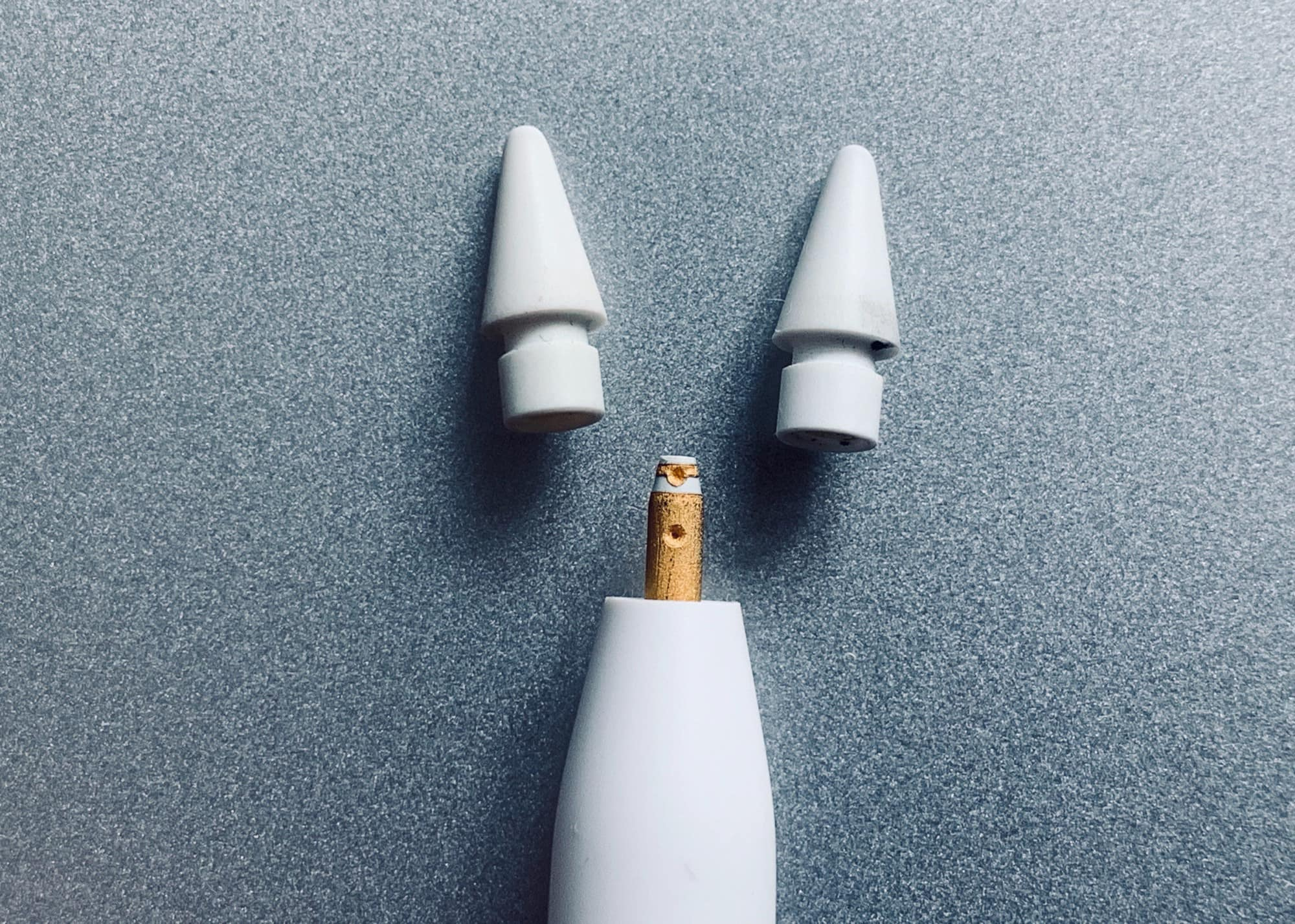 Apple Pencil tips are as easy to swap as they are to lose.