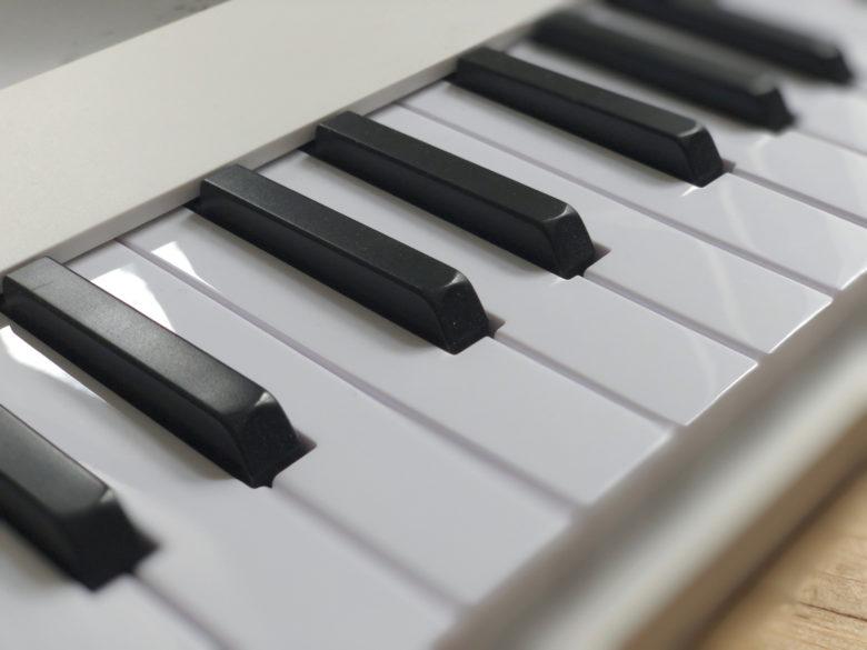 Atom piano roll