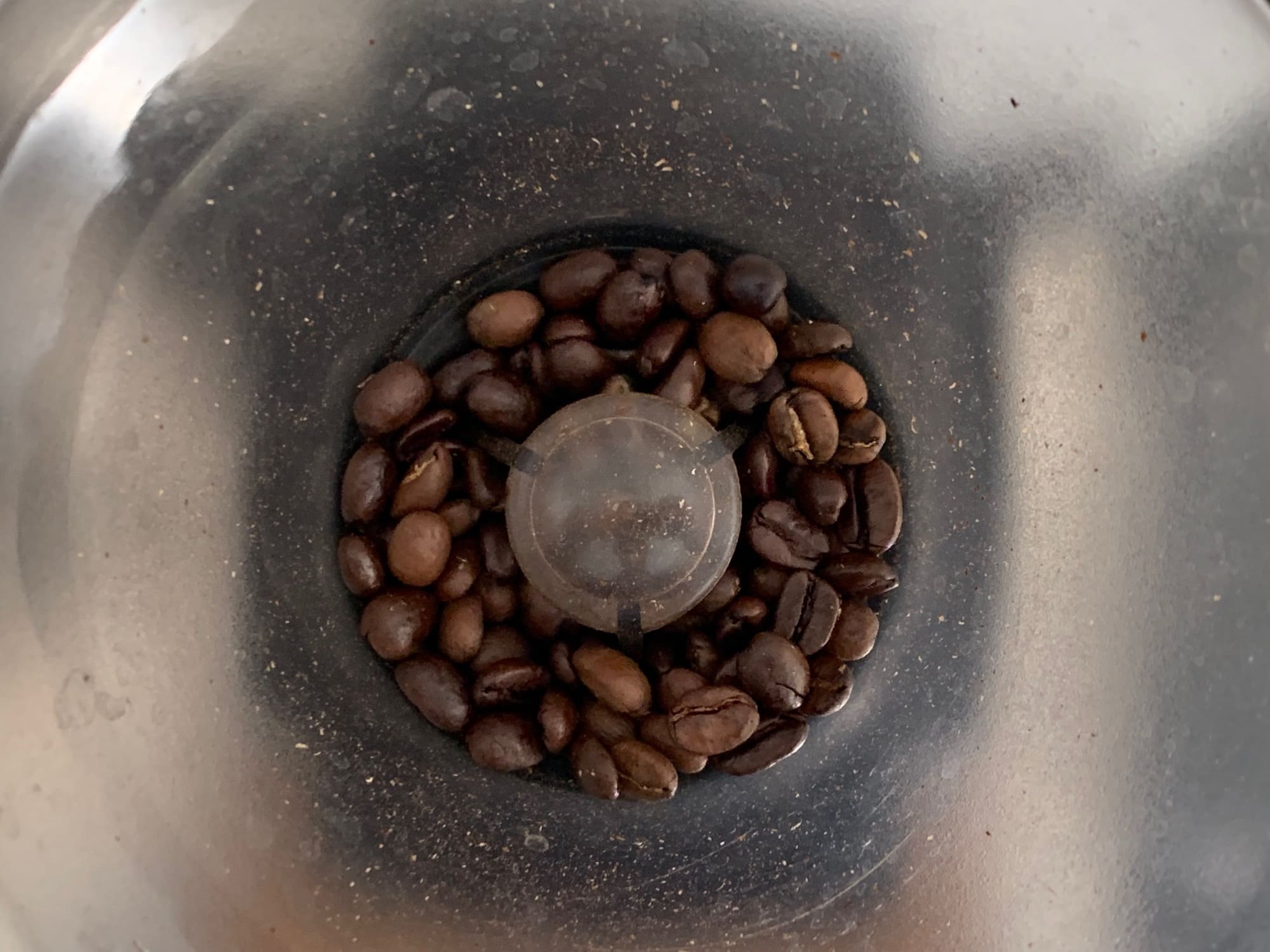 A proper coffee grinder is essential for any brewing method.
