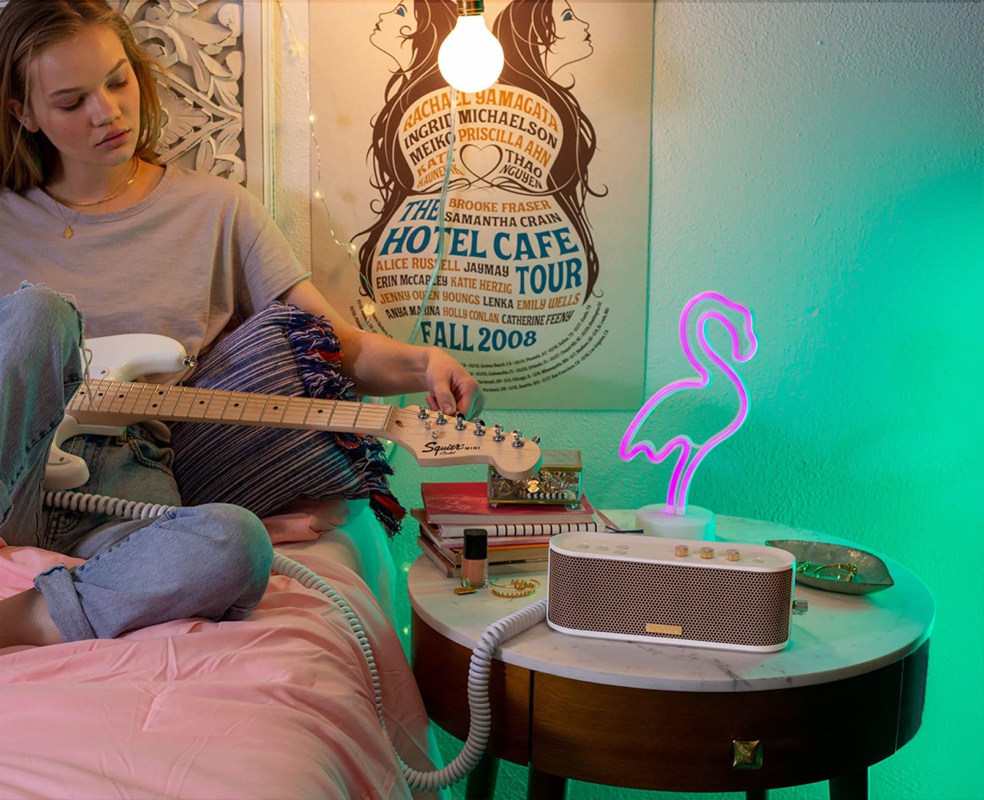 I wish this had been my teenage bedroom.