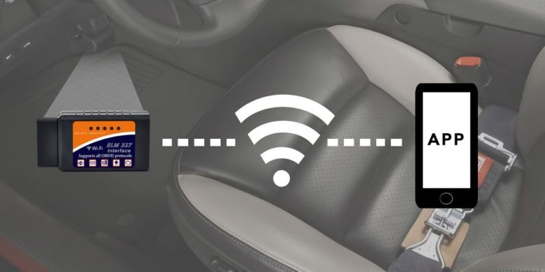 Plug this scanner into your car's computer and get a full diagnosis on its performance.