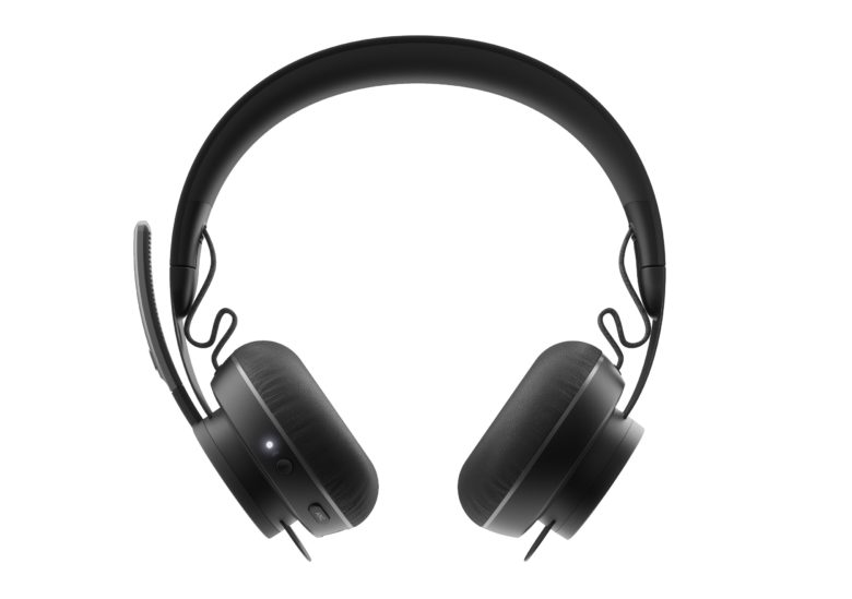 Logitech Zone Wireless headphones will really put you in the zone.