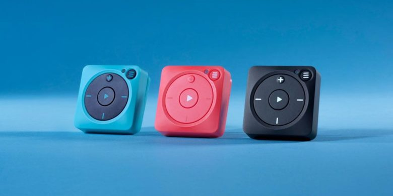 These little Mighty Vibe music players let you take more than 1,000 tracks from your Spotify library anywhere you go.