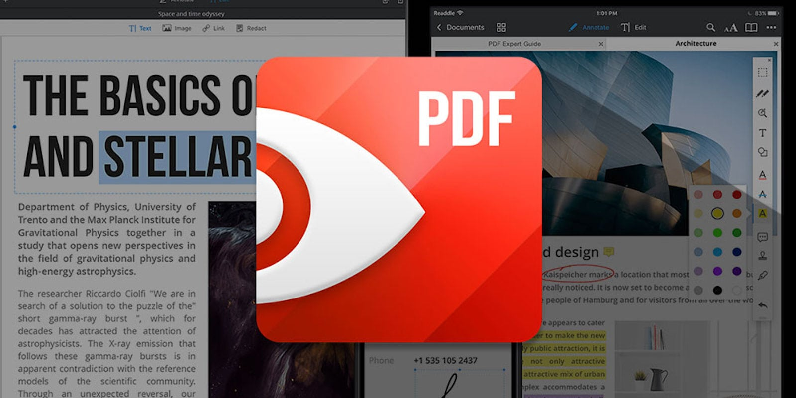 This app makes PDFs as easy to edit as any Word document.