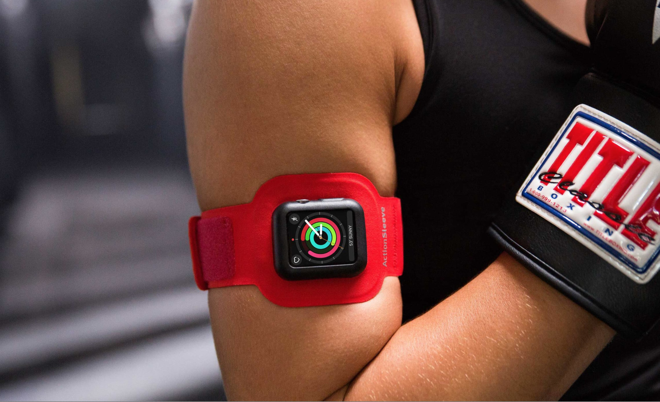There are so many different sports and workouts, and some just aren't 'wrist-watch friendly'.