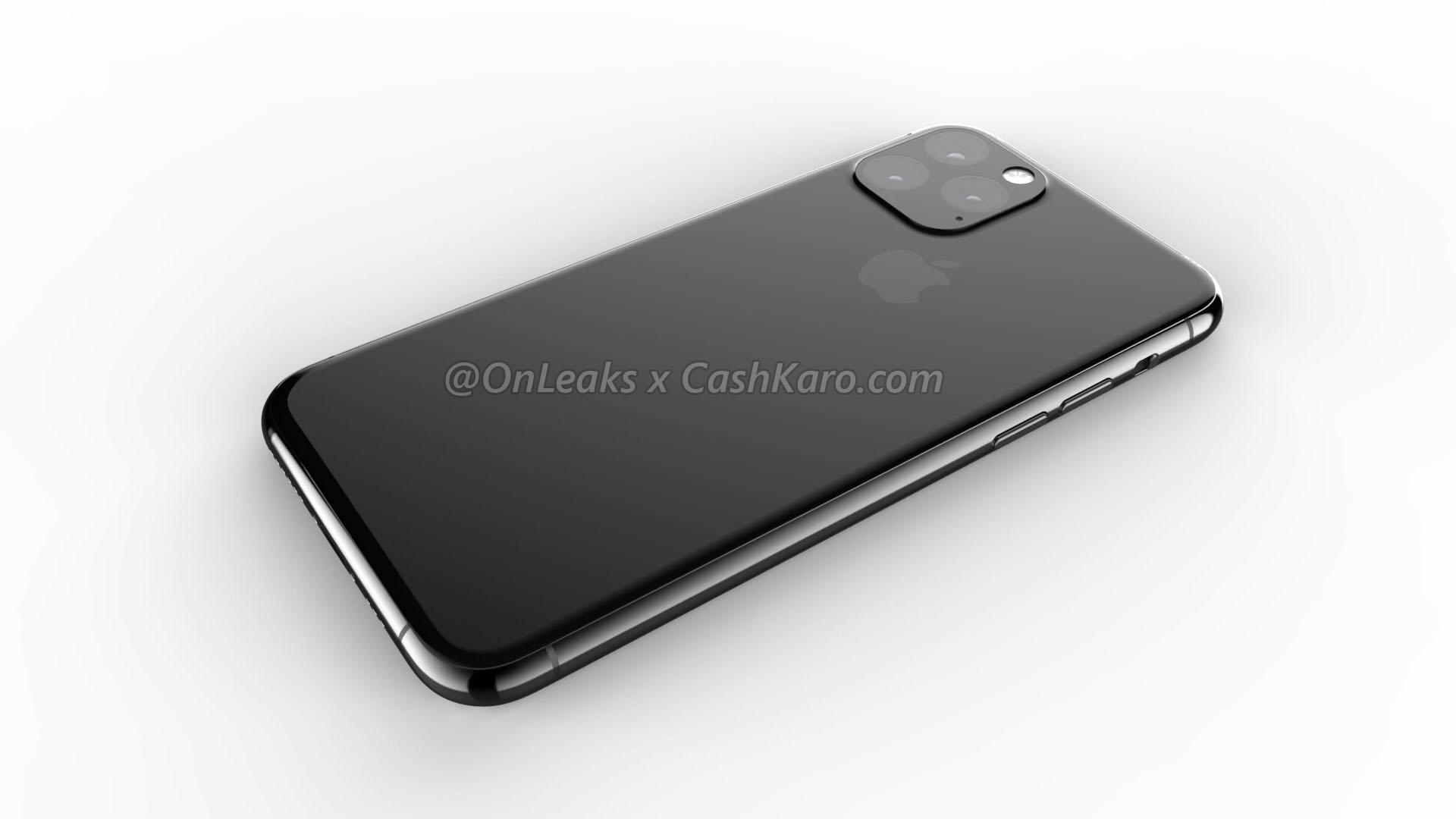 leaked iPhone XI