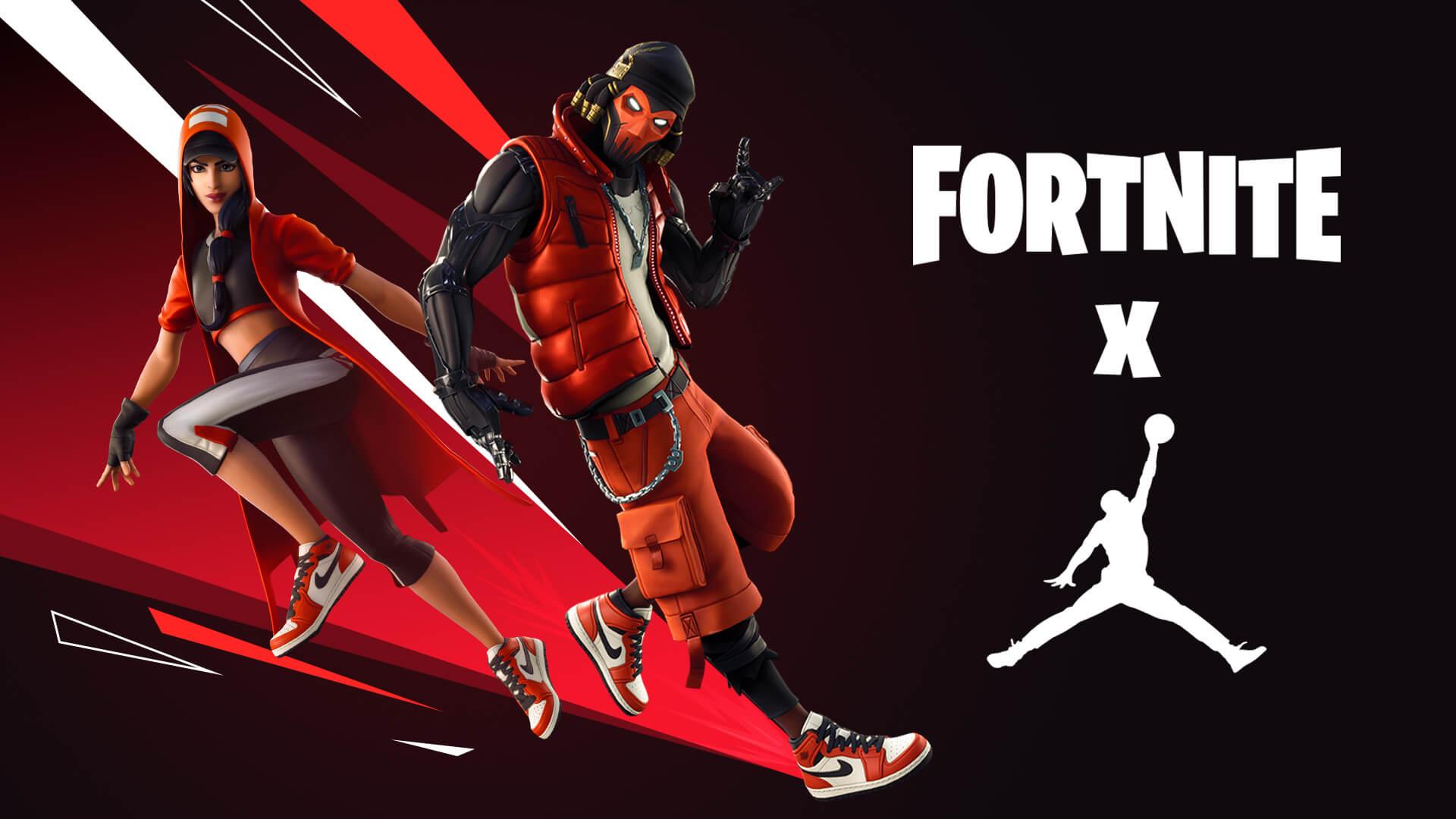 Fortnite Jordan