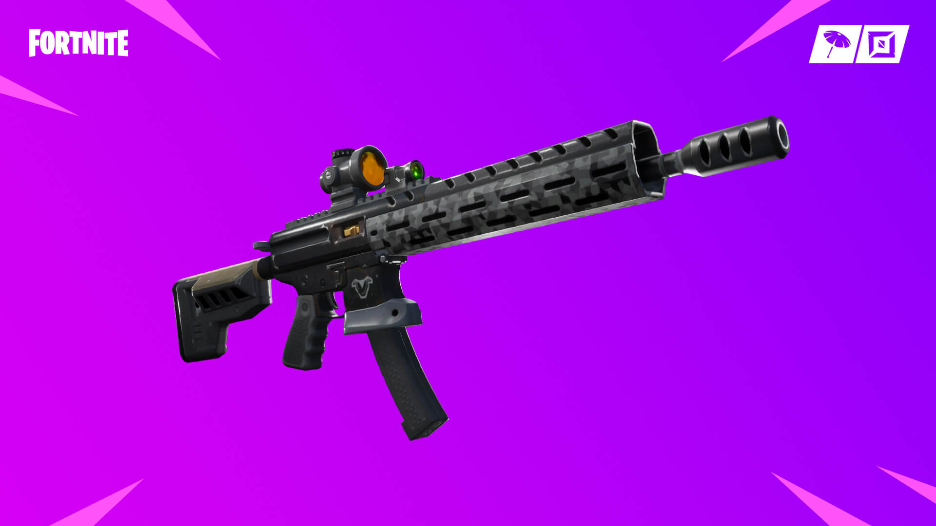 Fortnite tactical AR