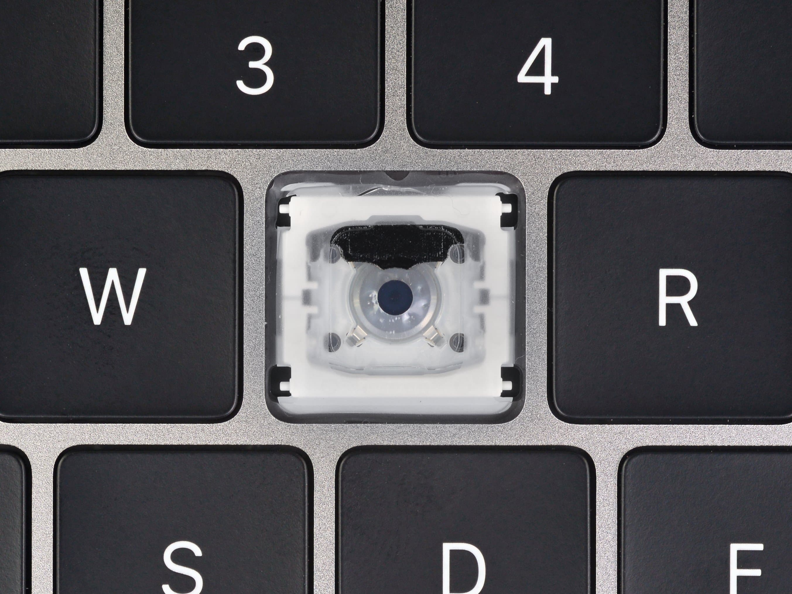 2019 MacBook Pro keyboard
