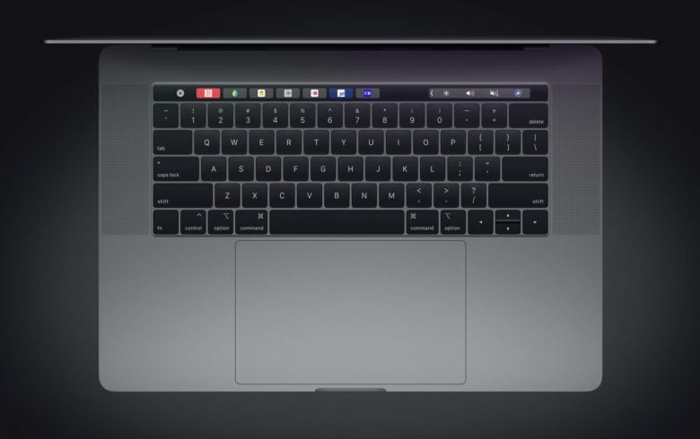 MacBook butterfly keyboard