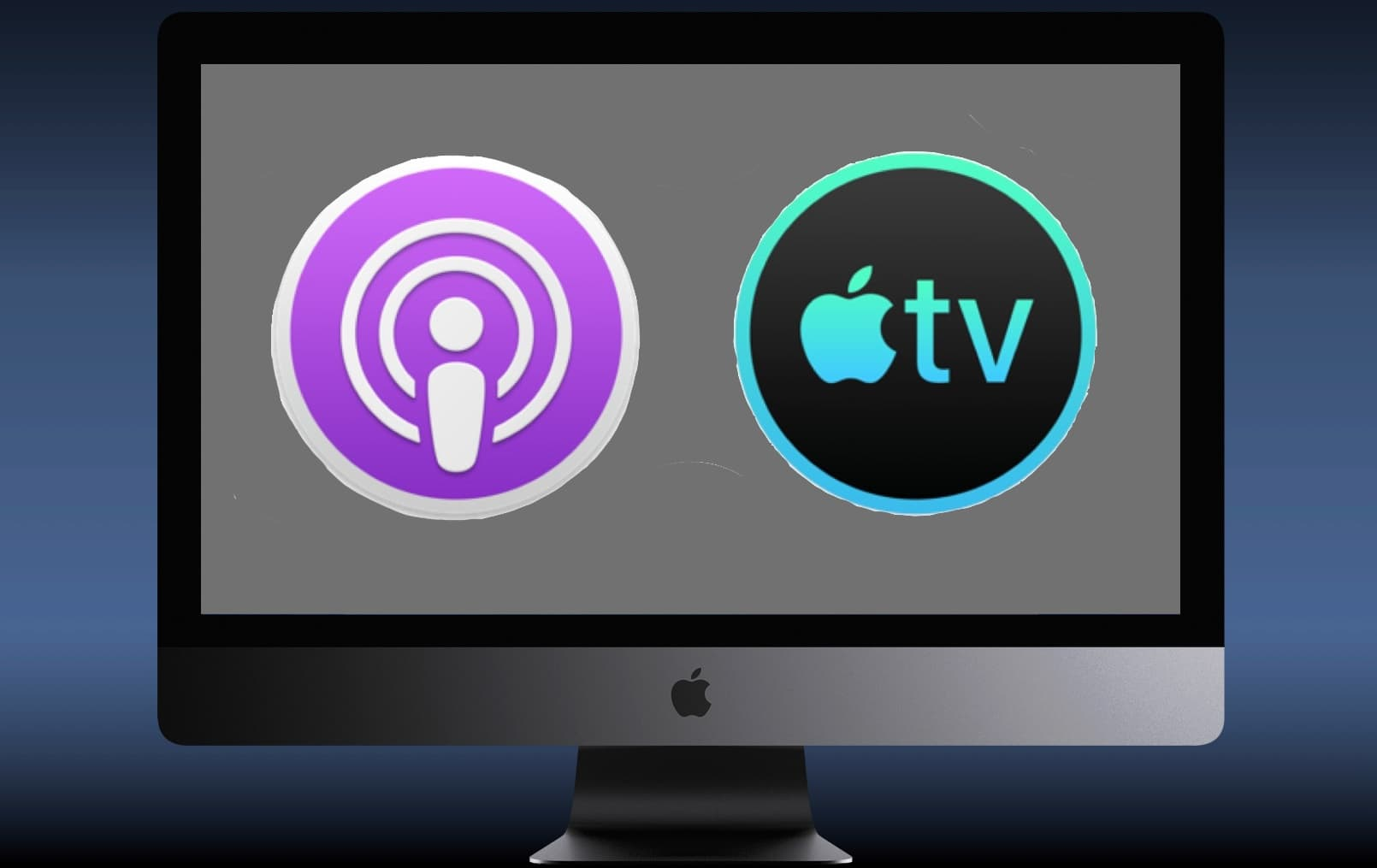 Podcasts and Apple TV are among the applications expected to make the jump from iOS to macOS 10.15.