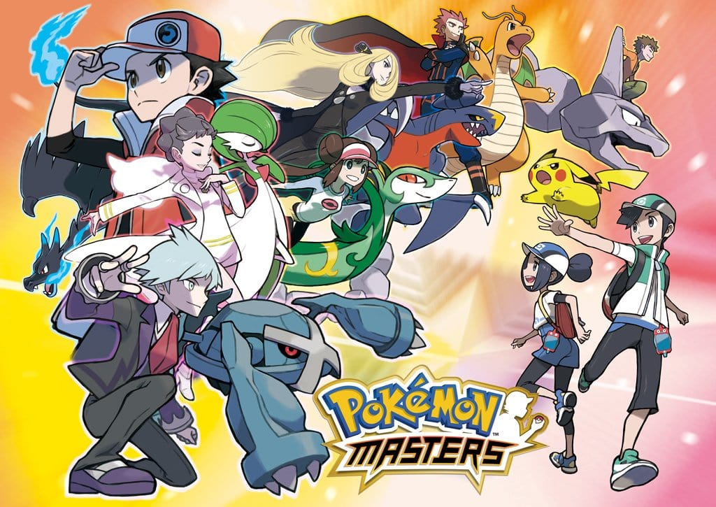 5 million people have already pre-ordered Pokémon Masters