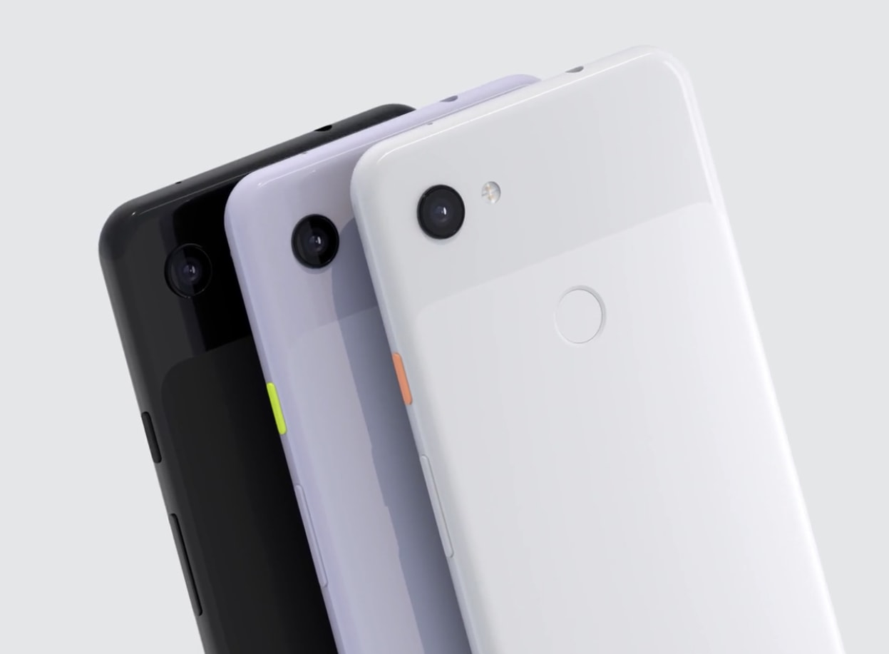 Pixel 3a