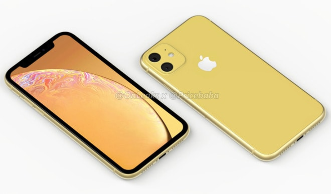 iPhone XR successor with big battery