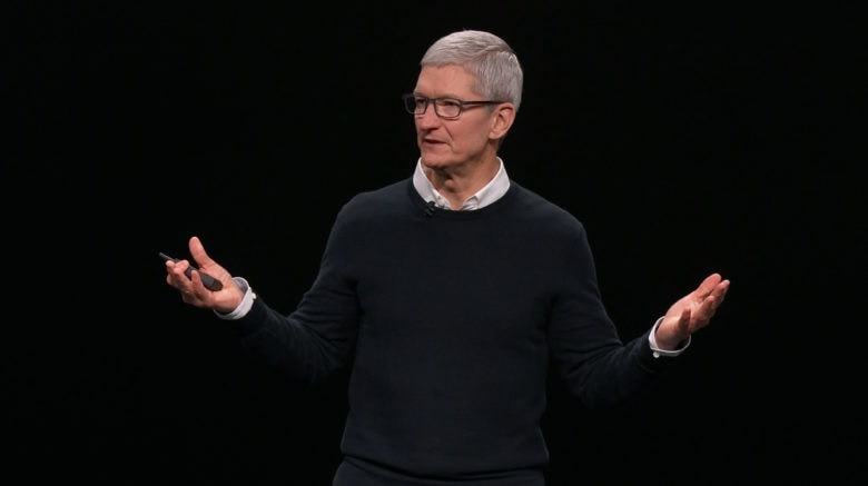 Tim Cook will join Salesforce's Marc Benioff for fireside chat this week