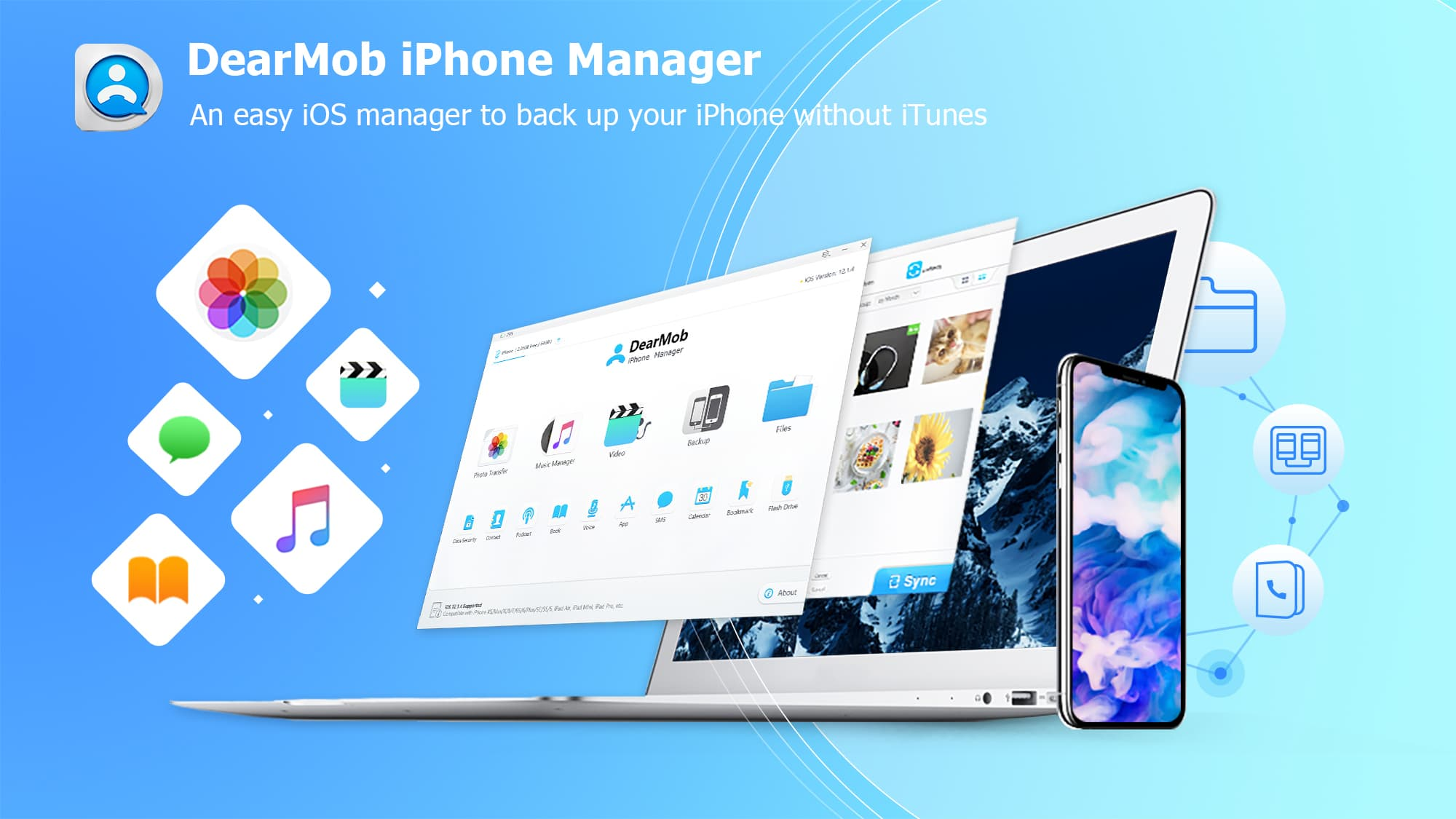 Try Dearmob Iphone Manager