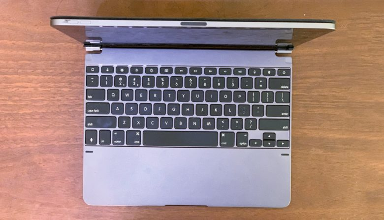 Brydge Pro review: iPad Pro keyboard cover