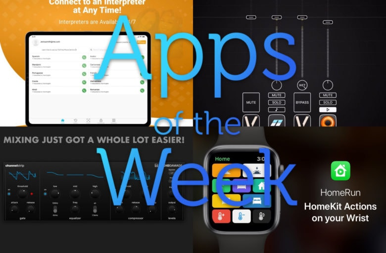 The best music and home-automation apps this week | Cult of Mac
