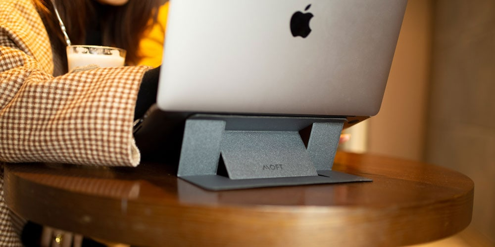 MOFT- The _Invisible_ Laptop Stand