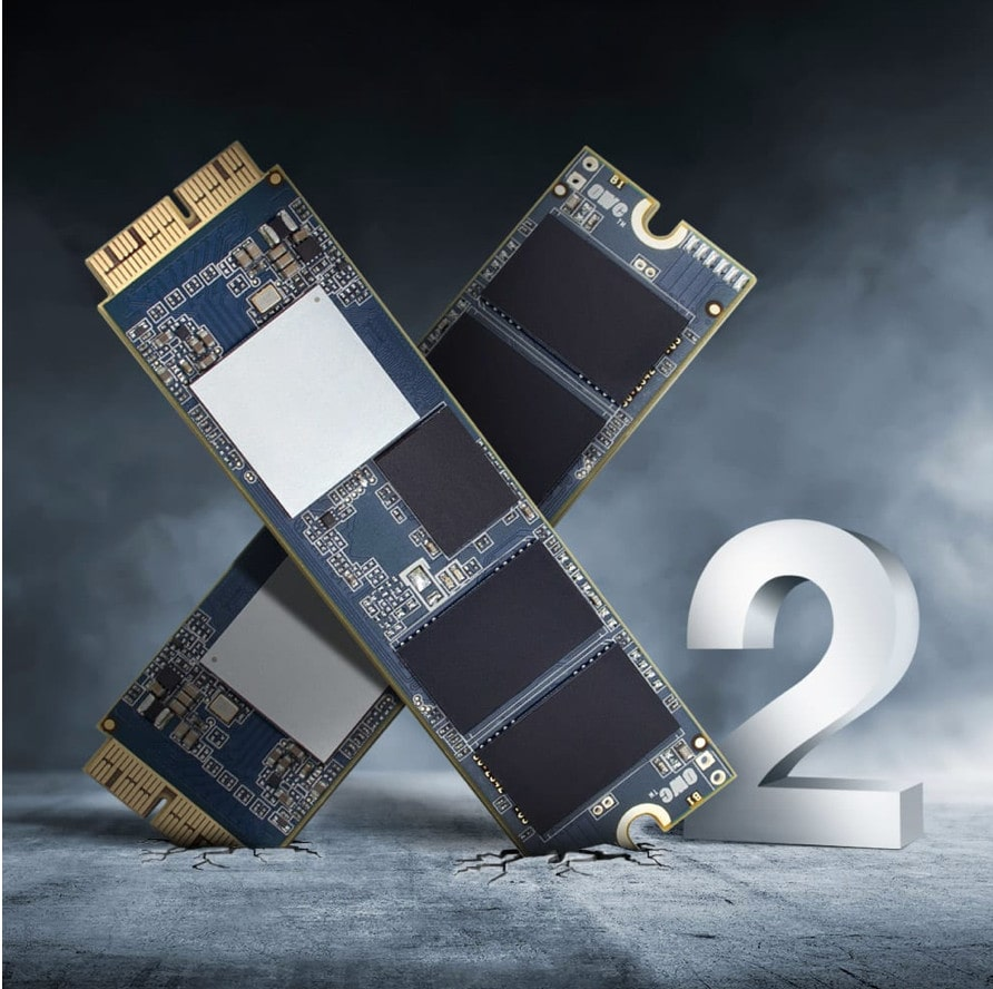 The Aura Pro X2 offers an easy and affordable way to upgrade your 2013 or older Mac to the latest SSD specs.