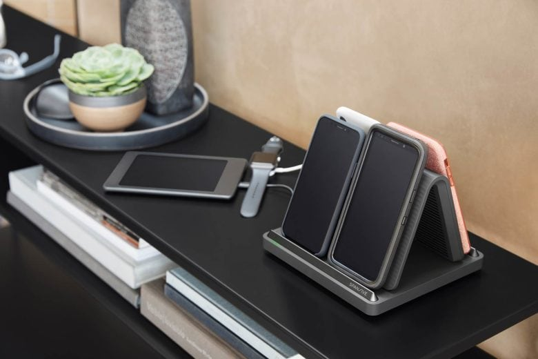 Source wireless charger