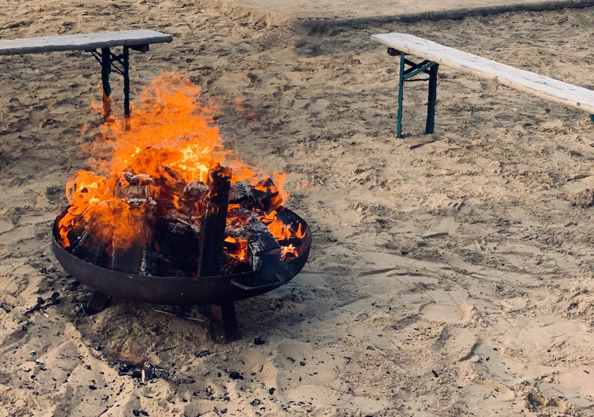 Some illustrative fire.