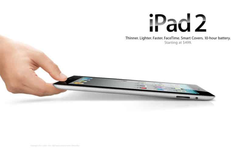 iPad 2 ad