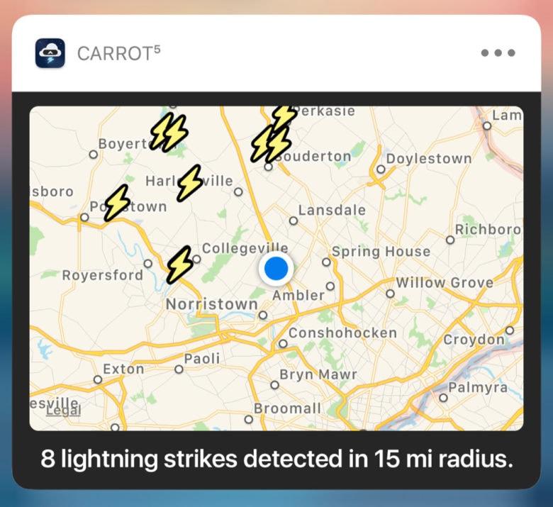 Lightning CARROT 2