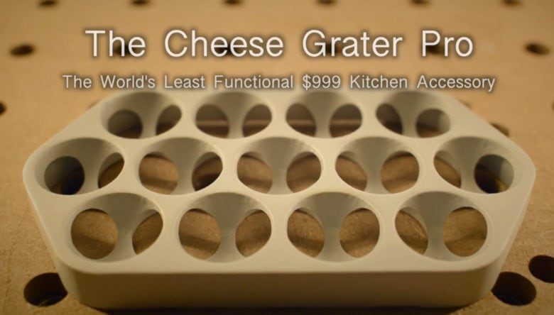 Cheese grater pro