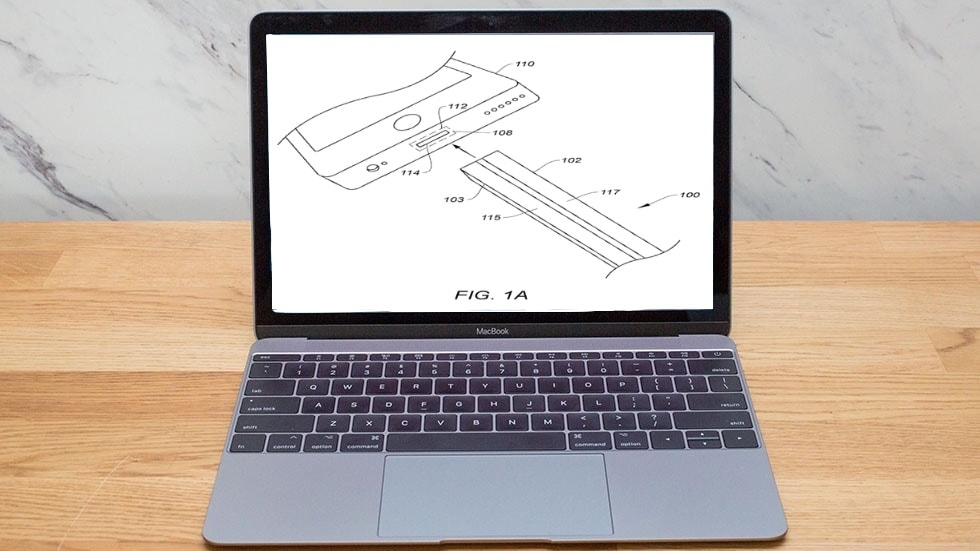Apple waveguides patent