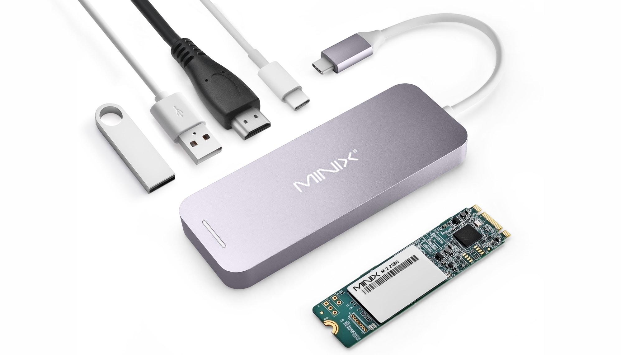 Minix Neo Storage USB-C SSD