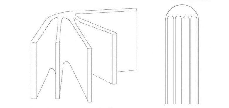 Google folding phone concept