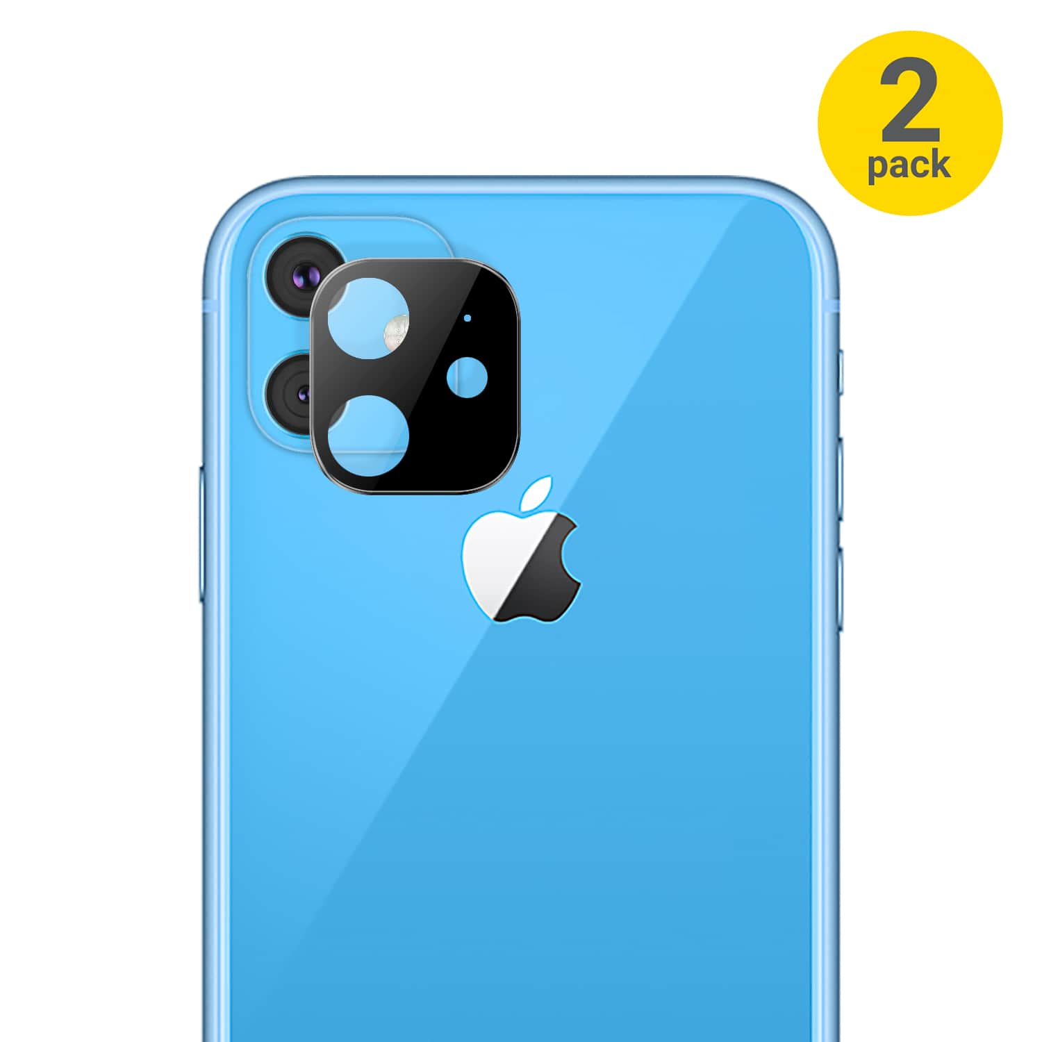 Olixar iPhone 11R camera protectors