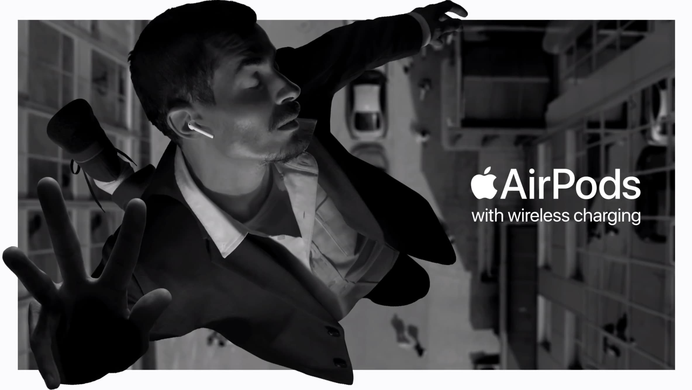 Bounce ad for AirPods1