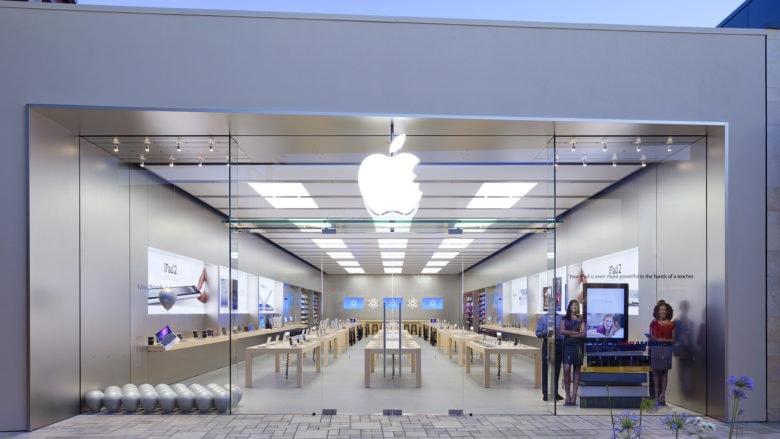 Apple Valencia Town Center