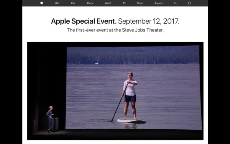 Apple Watch saves life of paddleboarder