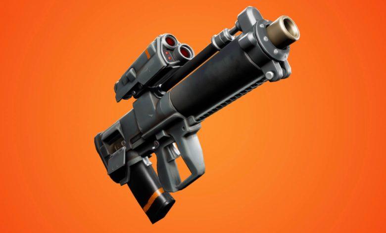 Fortnite proximity grenade
