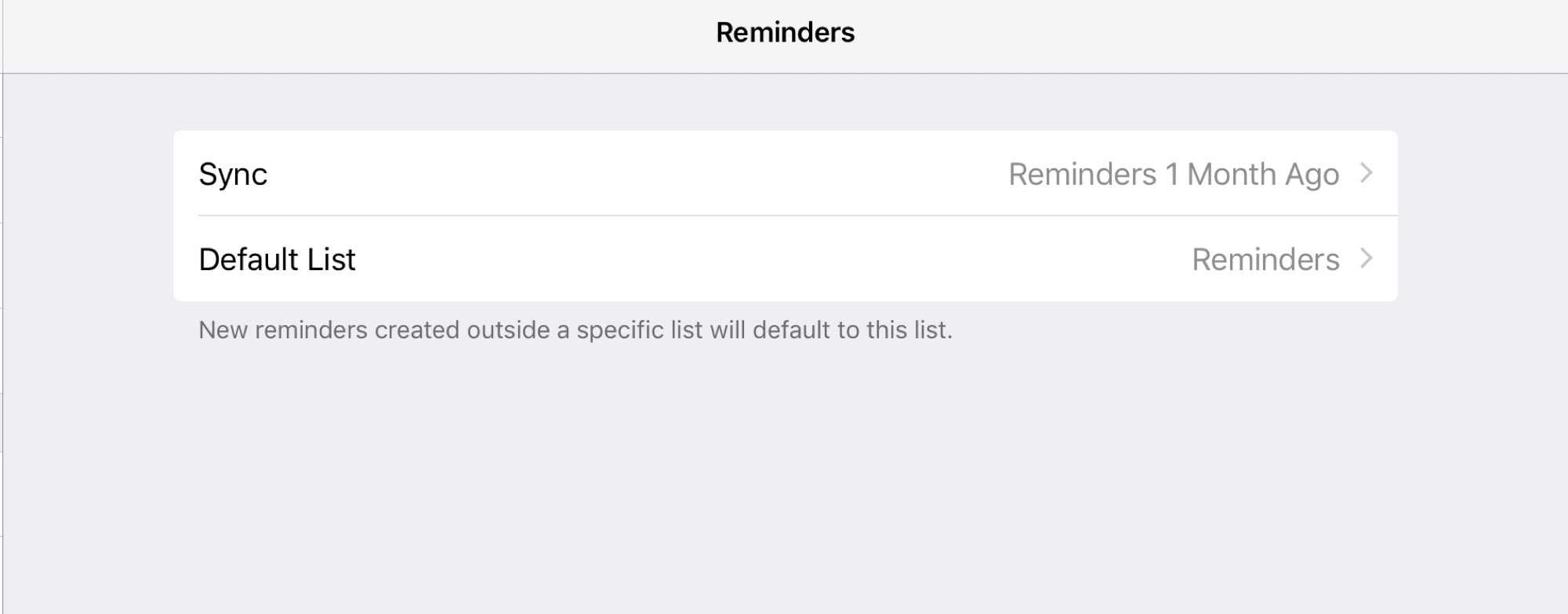 iOS 12's pitiful preference settings.