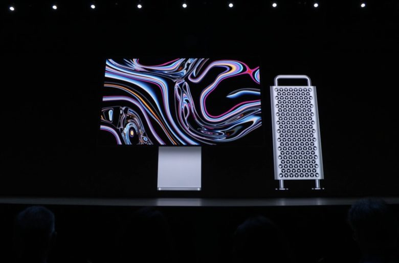 The new Mac Pro is a beautiful beast.