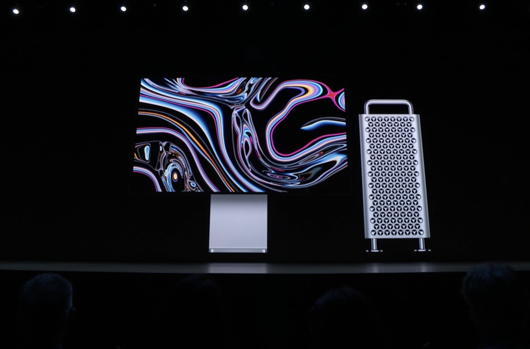 The new Mac Pro certainly isn't cheap