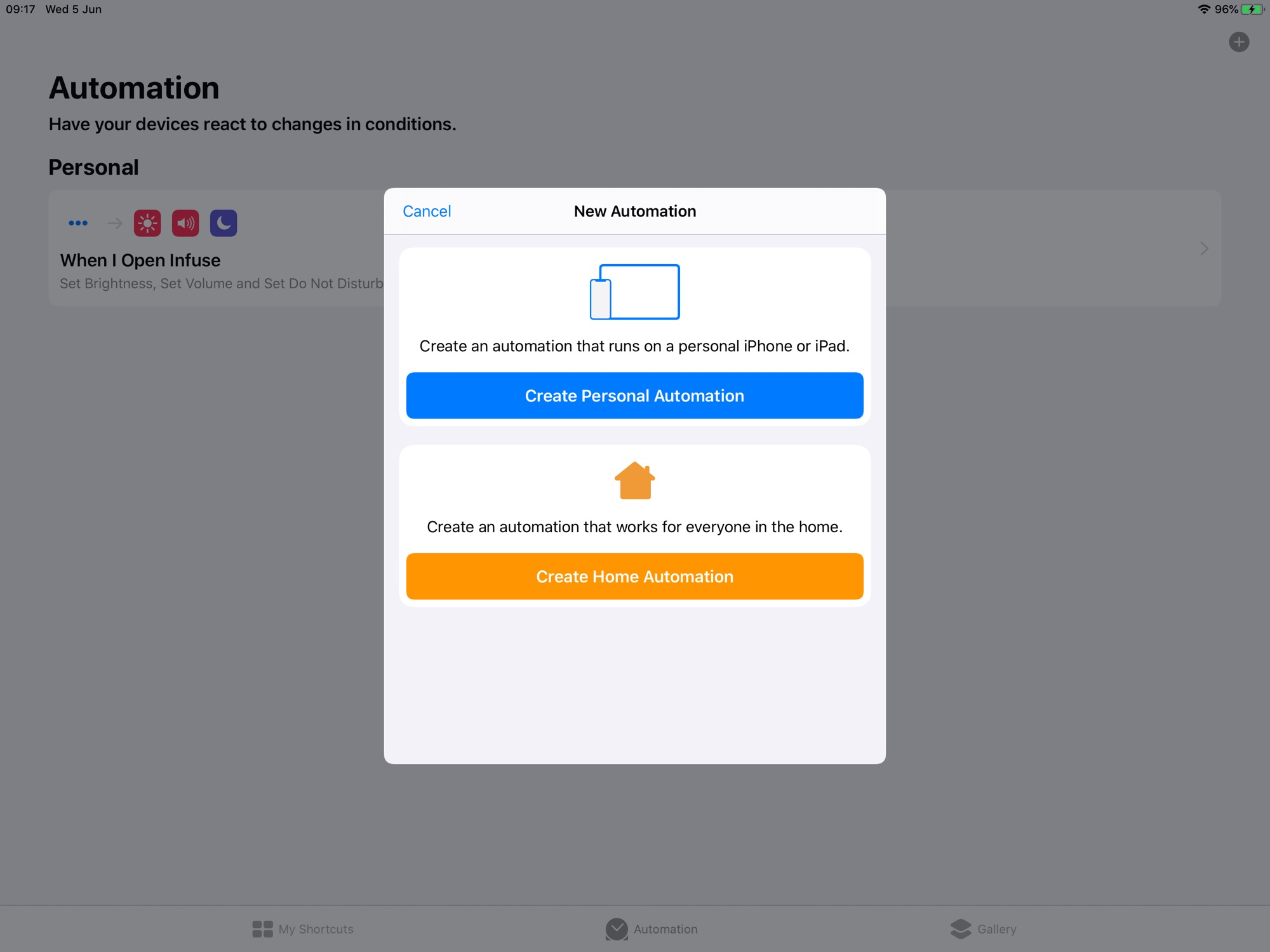 Shortcuts gains two new kinds of automation in iOS 13.