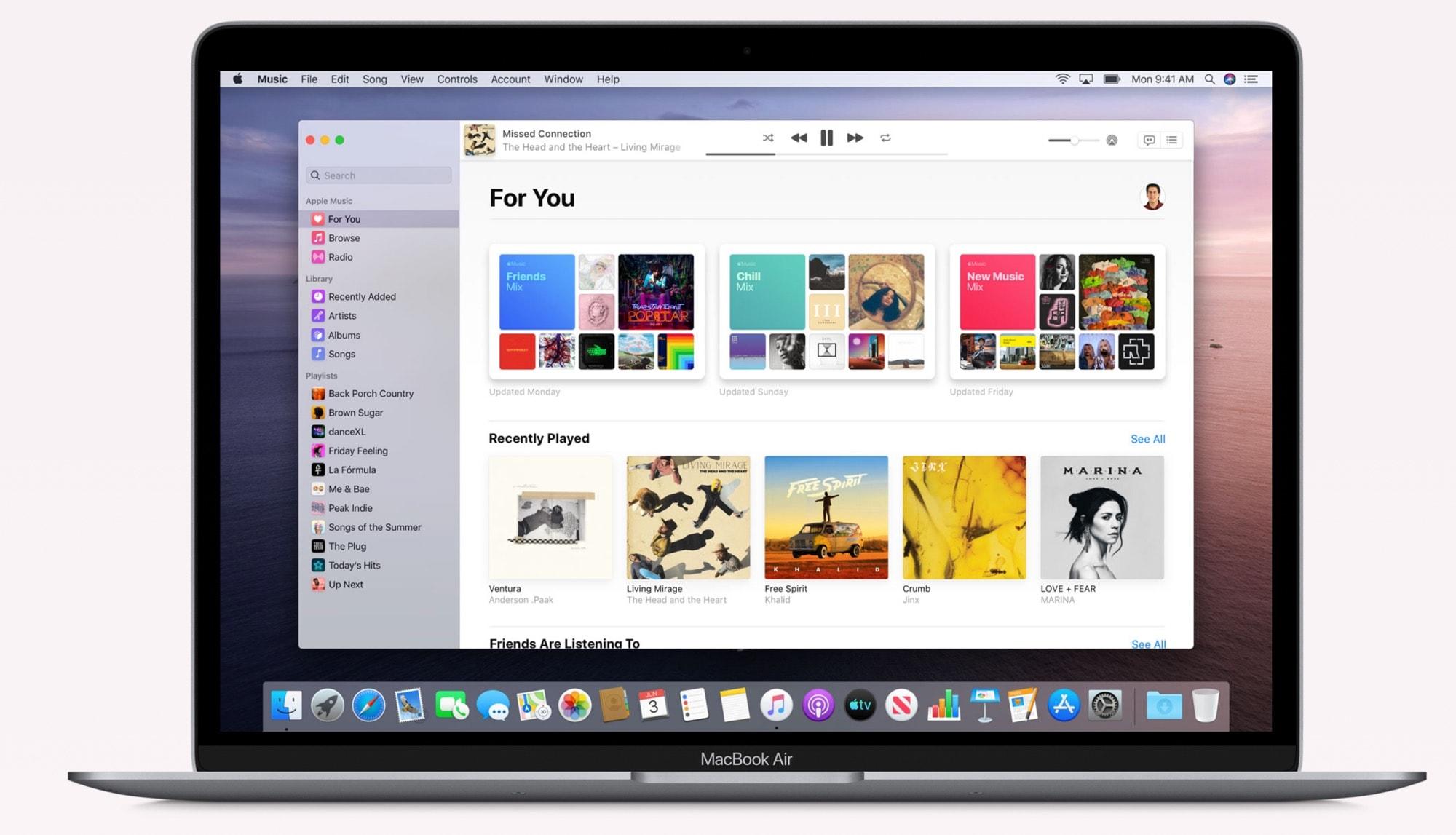 Adiós iTunes.