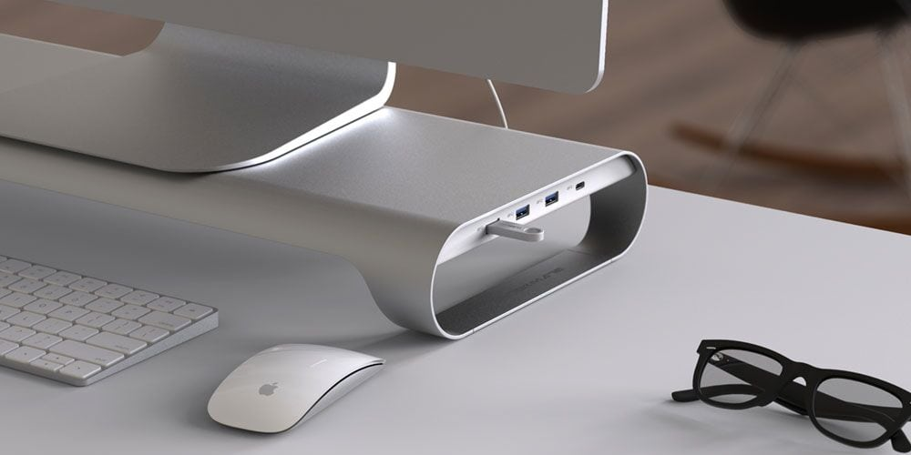 ProBASE C Aluminum Monitor Stand