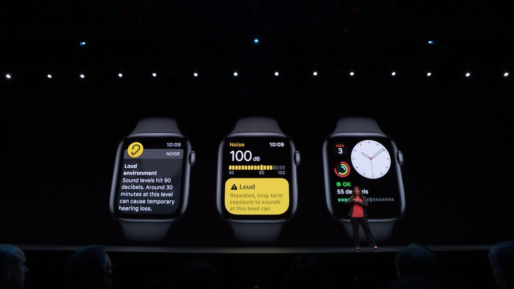 watchOS 6 will tell you when IT'S TOO DAMN LOUD
